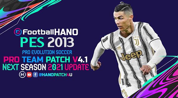 Ultigamerz Pes 2013 Pro Team Patch 2021 V4 1