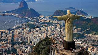 Best Honeymoon South America Destinations brazil