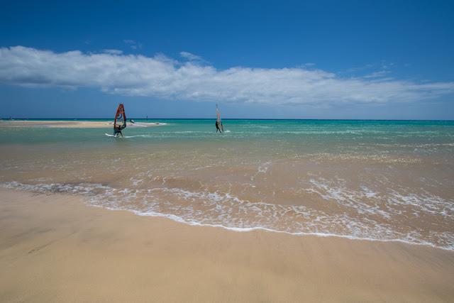 Spiaggi di Risco del Paso-Fuerteventura