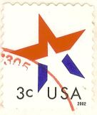 Star, date on right