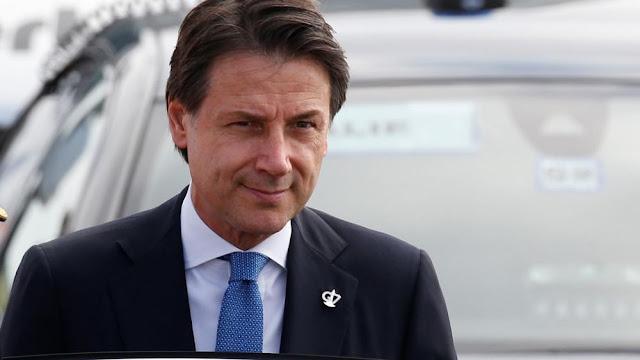Η Ιταλία στηρίζει Ελλάδα - Κύπρο: Τι δήλωσε ο Κόντε