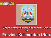 15+ Kampus Terbaik di Kalimantan Utara yang Negeri dan Swasta