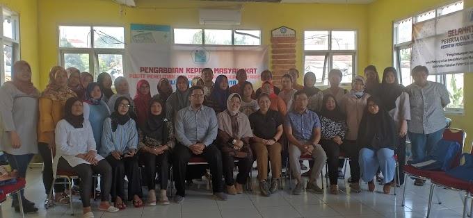 Warga Kampung Geulis Dapat Pelatihan Pengembangan Jiwa Entrepreneurship dari PNJ