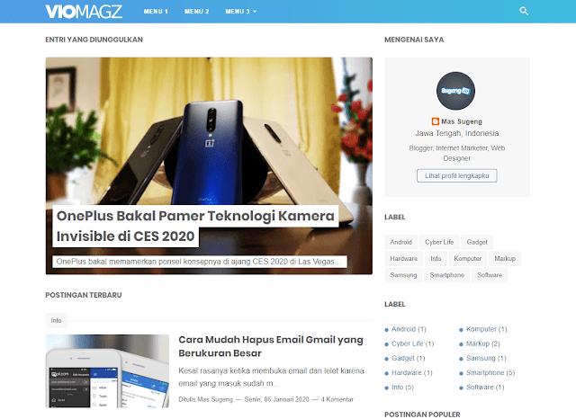download Viomagz