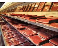Evitar comprar carnes en supermecados