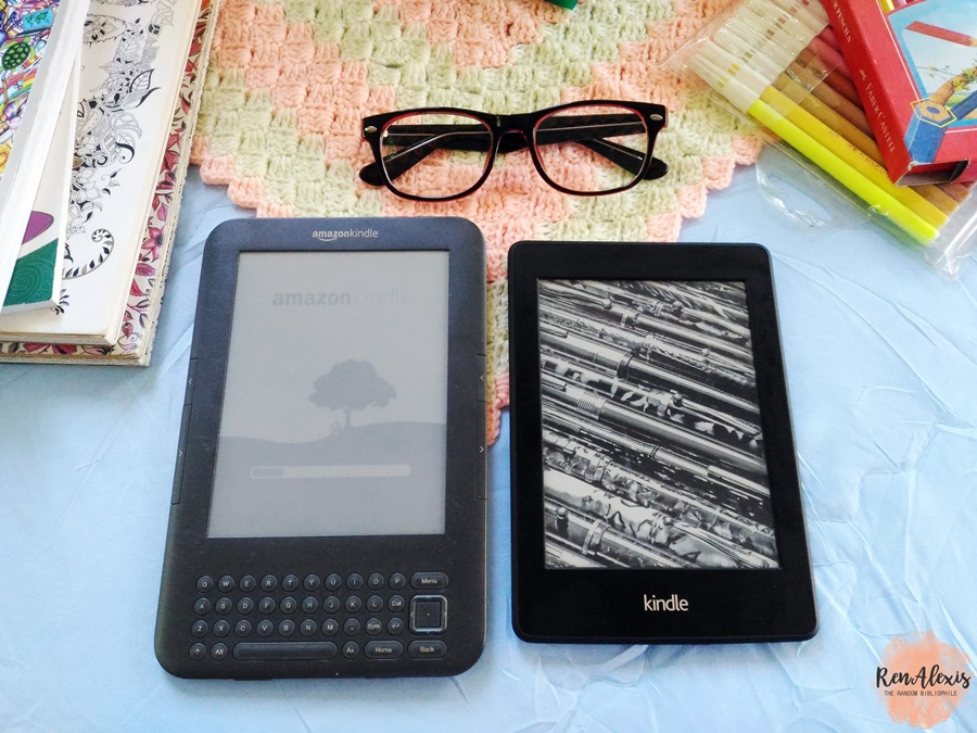 Owning a kindle changed my bookish life