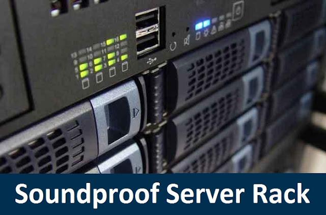 How to Make a Soundproof Server Rack