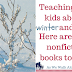 Nonfiction Books About Winter and Snow...And the Literacy Musings Monday Linkup