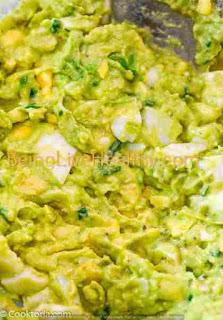 Avocado Egg : Avocado Egg Salad