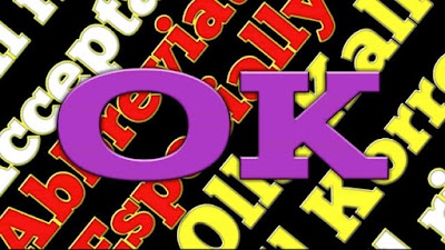 Full Form of ok what is the full form of OK?