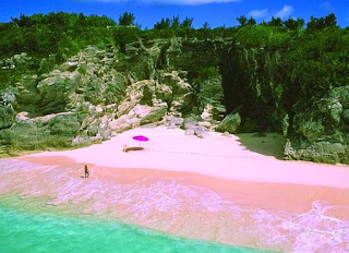Amazing! The destination of 3 Color Beach Malang