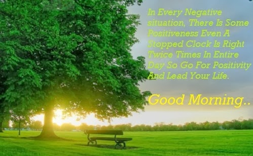 Tree good morning  sms