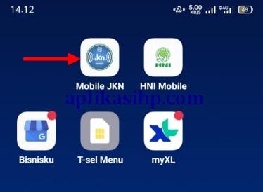 Buka Aplikasi Mobile JKN di HP Anda