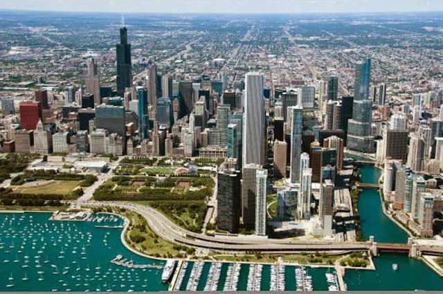 Chicago na urlopie