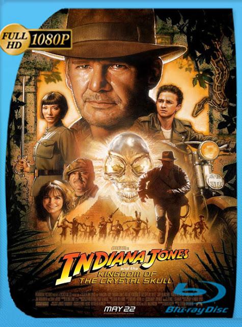 Indiana Jones 4: El reino de la Calavera de Cristal (2008) HD [1080p] latino [Google Drive] Panchirulo