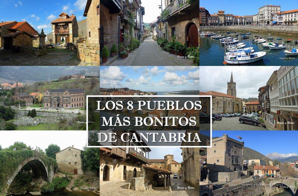 Los 8 pueblos más bonitos de Cantabria
