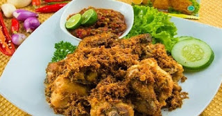 Resep Ayam Serundeng Sederhana, Masakan Sehari hari yang Sangat Nikmat
