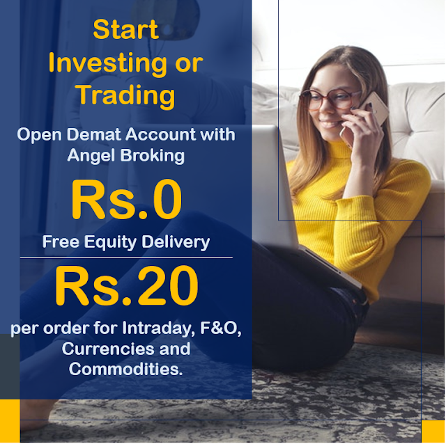 Open Demat account with Angel Broking Ltd