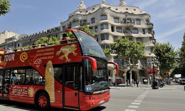 Deficientes físicos em Barcelona