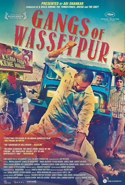 Poster Of Gangs Of Wasseypur 2012 720p Hindi BRRip Full Movie Download