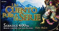 POS3 Un cuento fuera de serie | Teatro Belarte