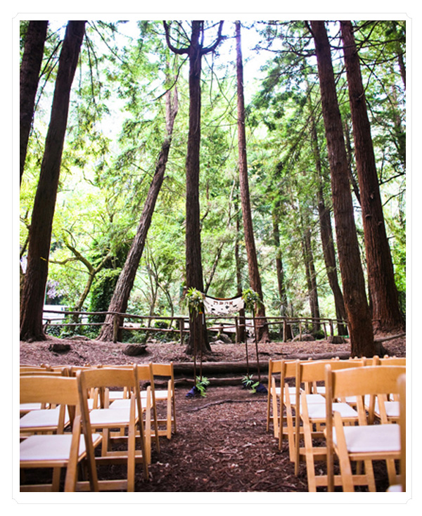 Unique Wedding Ideas Ceremony In The Woods: Naomianderik: June 2012