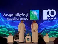 """Peluang Investasi Trading Saham Minyak Terbesar Dunia """"Saudi Aramco"""""""