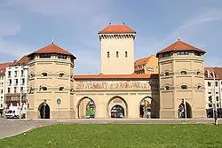 Isartor, Munique