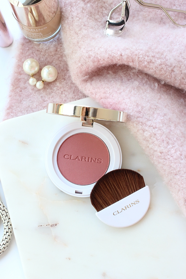 Clarins Joli Blush in 03 Cheeky Rose