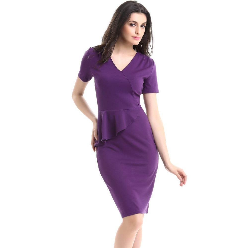 Vestidos cortos semi formales para mujer – Moda Española moderna