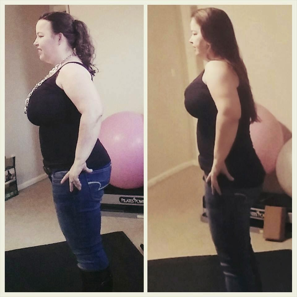 Jeunesse Global ZenBodi Challenge results I Paleo Vegeo Nourished In 30