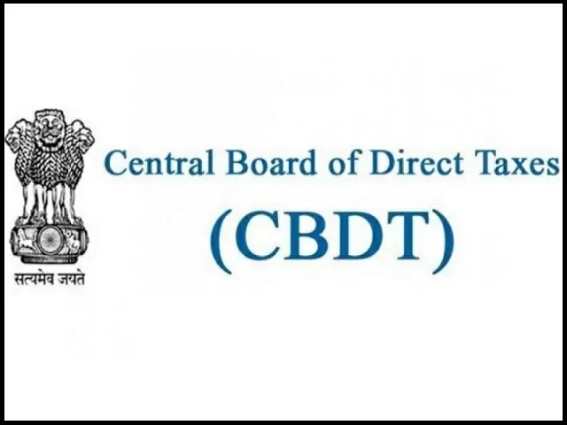 CBDT Notification about Section 115BAC