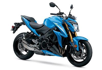 Suzuki GSX-S1000 ABS Blue