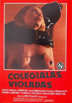"""[Crítica] Colegialas Violadas (""""Die Säge des Todes"""") - Jesús Franco, 1981"""