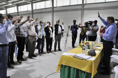 Gobierno fortalece exportaciones de mangos