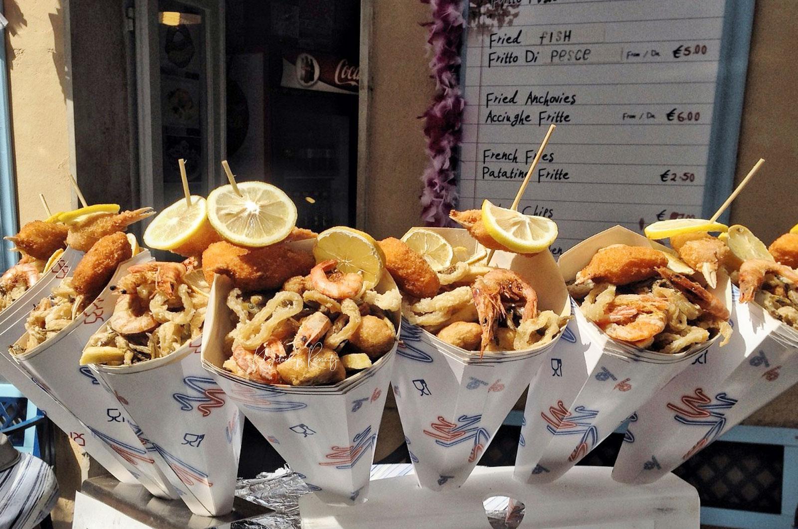 Co zjeść na ulicy we Włoszech?