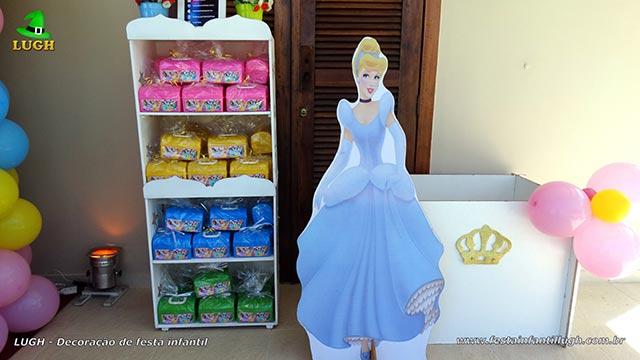 Aniversário infantil Princesas da Disney