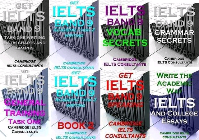 IELTS target Band 9