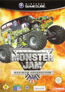 Cheat Monster Jam: Maximum Destruction PS2