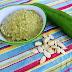 Paté de pimientos verdes y almendras