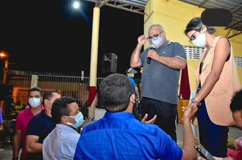 Padre Justene pede reforma do Morro do Machado de Coroatá