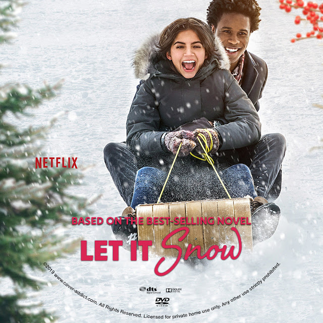 Let It Snow DVD Cover