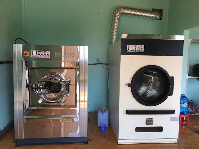máy giặt công nghiệp ở Ninh Thuận