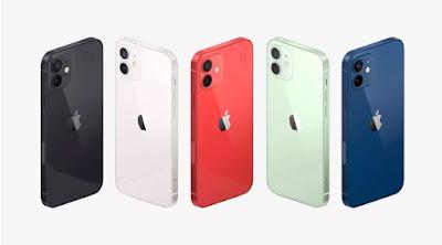 ايفون 12 أكثر هاتف 5G مبيعاً في السعودية