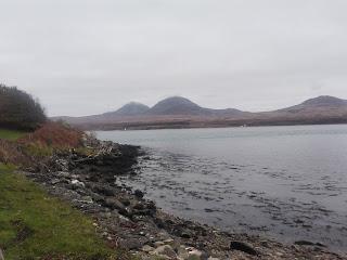 skotske ostrovy