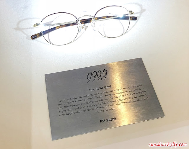999.9, Four Nines, Focus Point, Eyewear, Trunk Show, Pavilion Kuala Lumpur