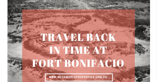 Travel Back in time to Fort Bonifacio