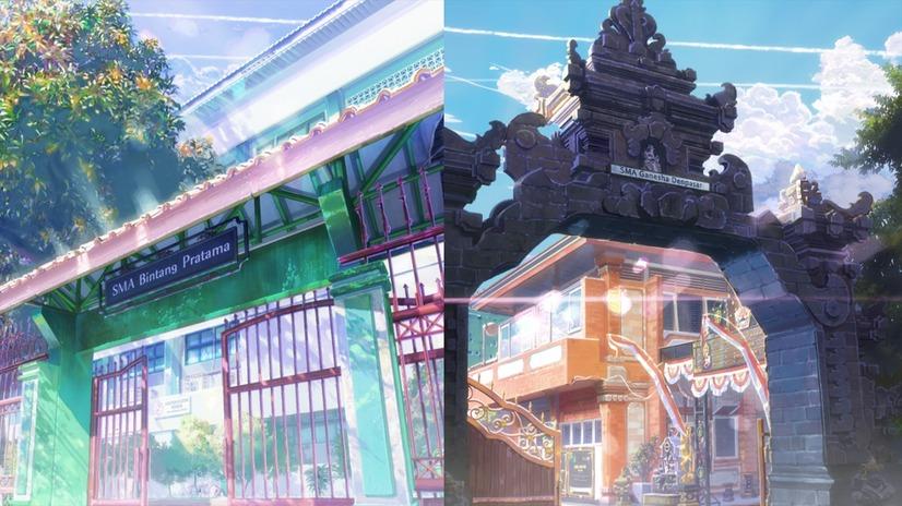 Iklan Anime Pocari Sweat Ternyata Dibuat Oleh Staf Anime Your Name