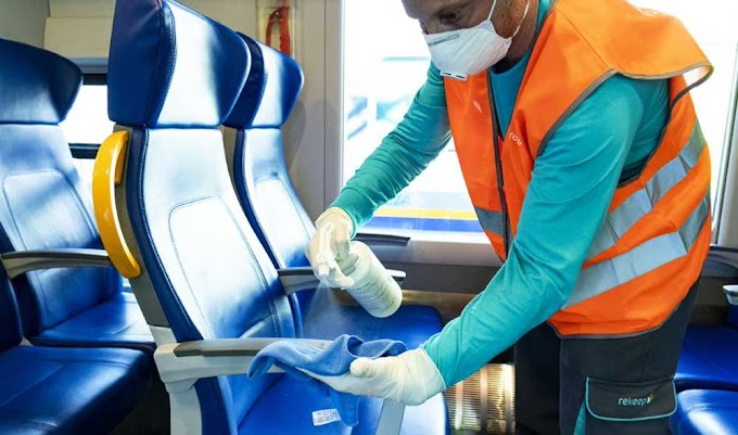 Al Gruppo Ferrovie dello Stato la Biosafety Trust Certification di RINA