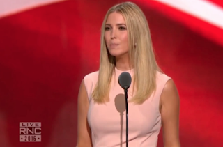 Ivanka Trump Steals the Show